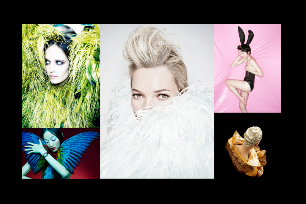 RANKIN: FROM PORTRAITURE TO FASHION