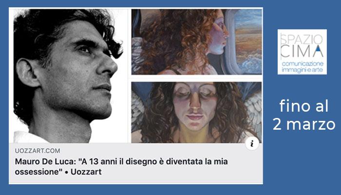 UOZZART _ INTERVISTA A MAURO DE LUCA